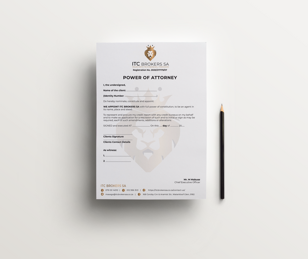 ITC Brokers Letterhead