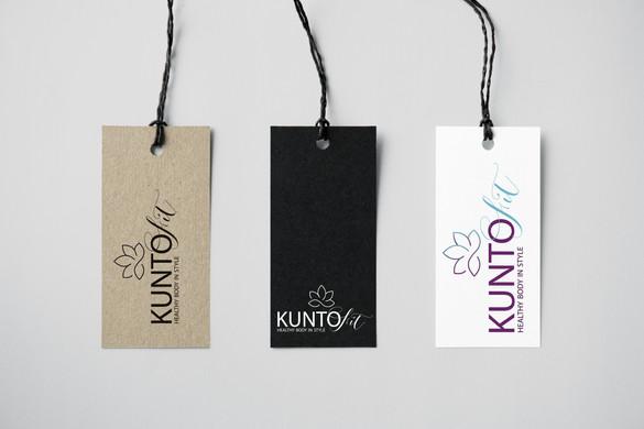Kunto Fit Labels