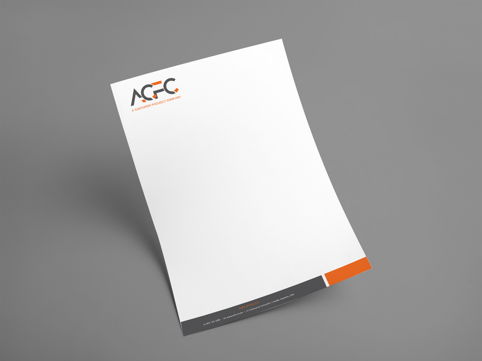 ACFC Letterhead