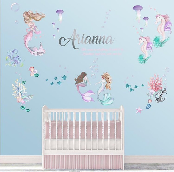 Wall Decals for Kikki and Franki