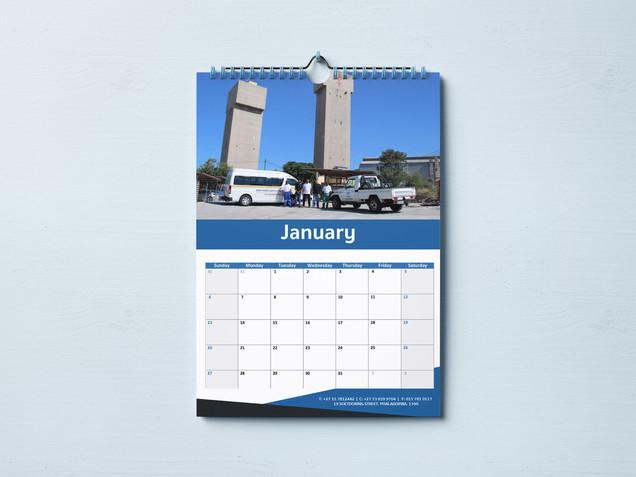 Springbok Group Calendar