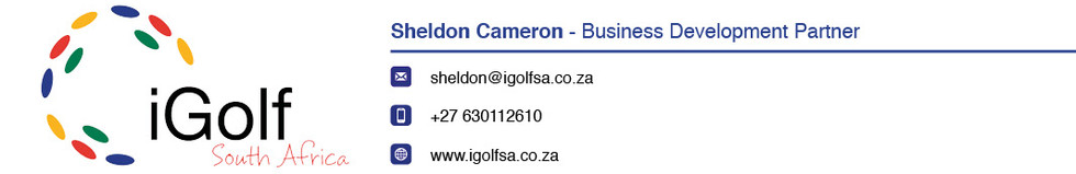 iGolf South Africa
