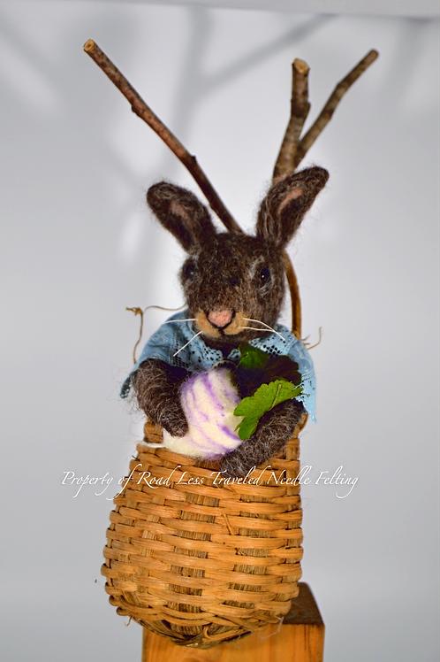 Iris the Turnip Hare