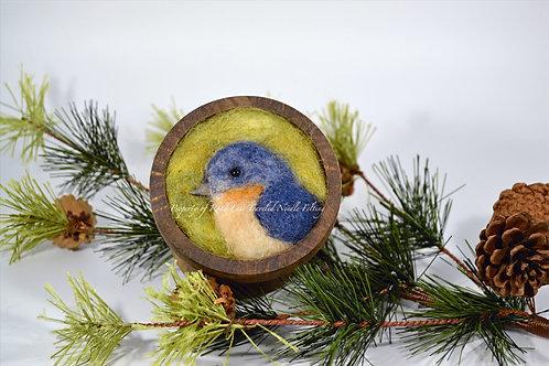 Forest Friendship Box - Bluebird