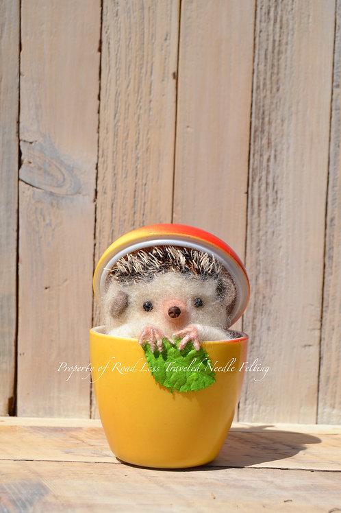 Hugo the Hedgehog