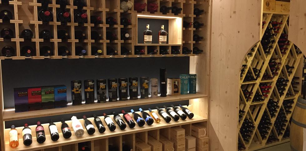 Weinkeller in Sempach