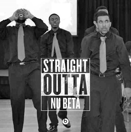Always Reppin'. Nu Beta is ready for a g