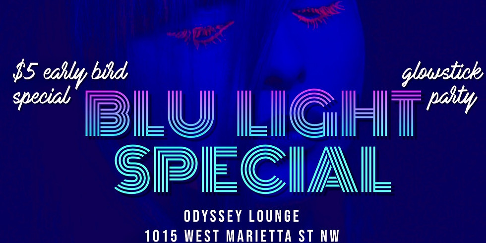 Blu Light Special