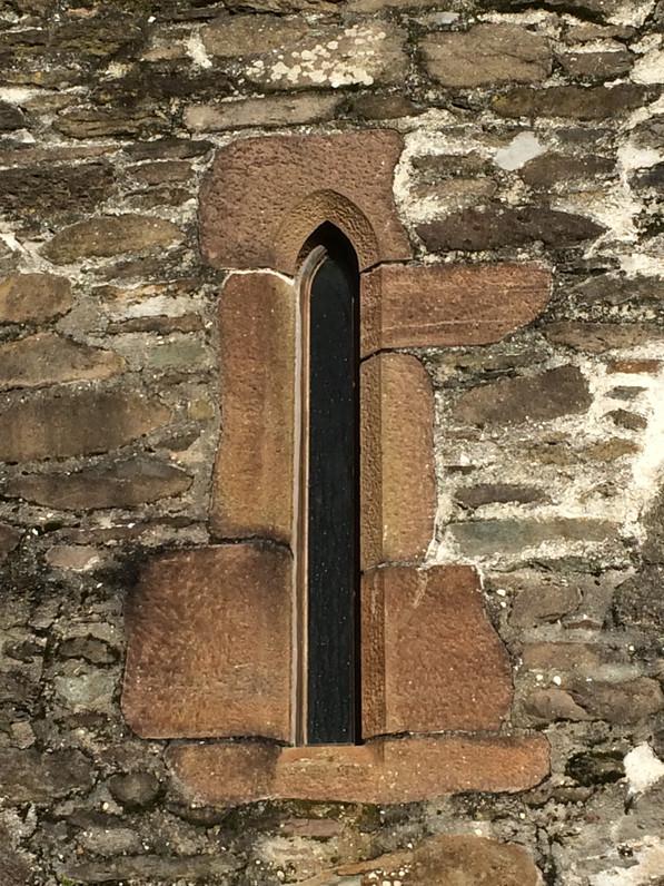 Window Features at Gallarus.JPG
