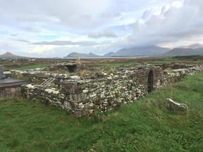 Dún Urlann Medieval Church