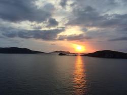Blasket Sunset