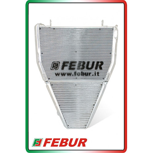 Radiateur eau+huile Racing FEBUR DUCATI PANIGALE V4/V4S