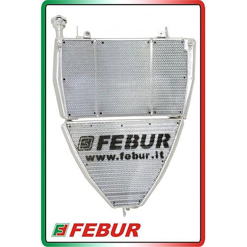 Radiateur eau+huile Racing FEBUR DUCATI PANIGALE V4R