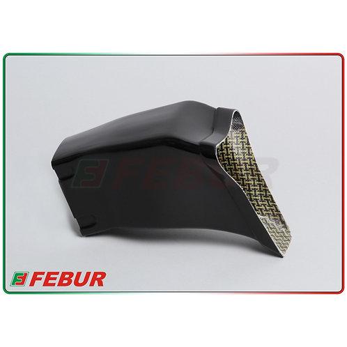 Prise d'air en fibre BMW S1000RR 2009/2014