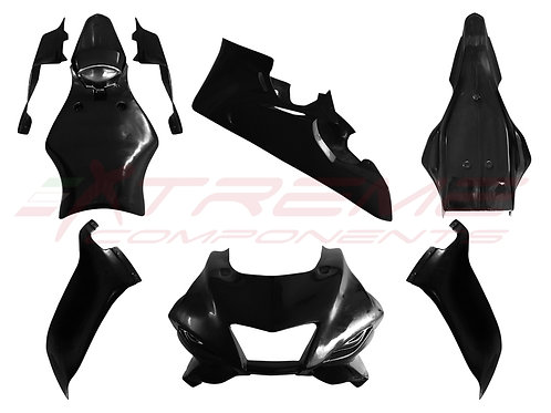 Carenage complet Yamaha R6 17/20 Extreme components