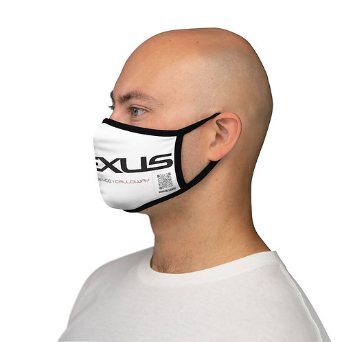 ASK4CALLOWAY Fitted Polyester Face Mask