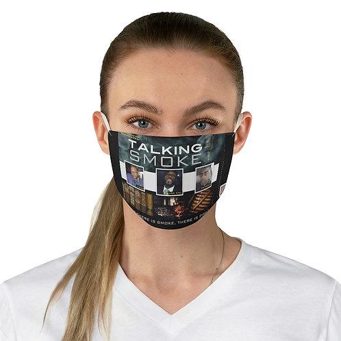 Talking Smoke Scannable Face Mask
