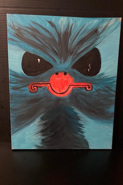 Ostrich Blue