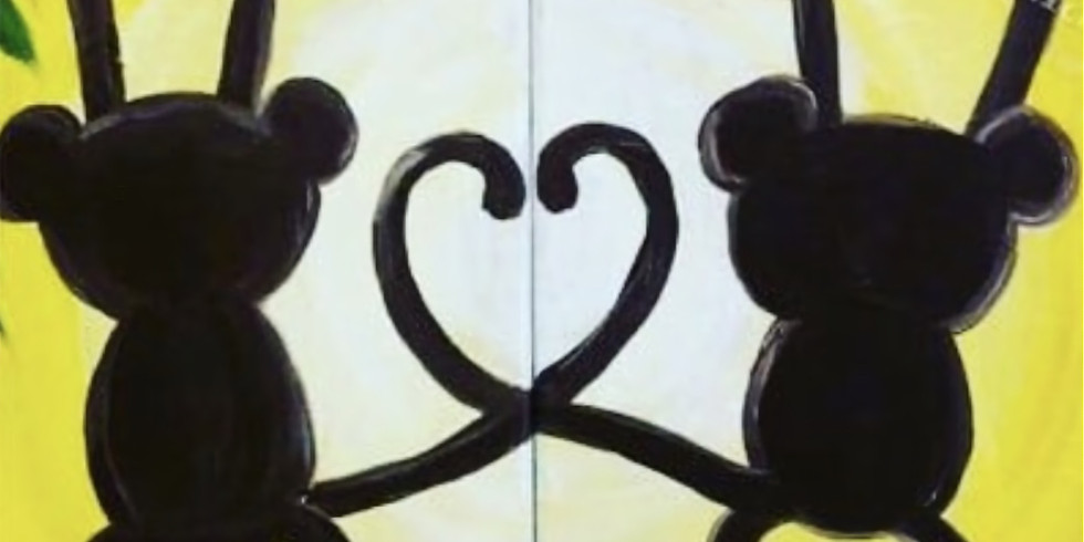 Paint & Vino Couples Night