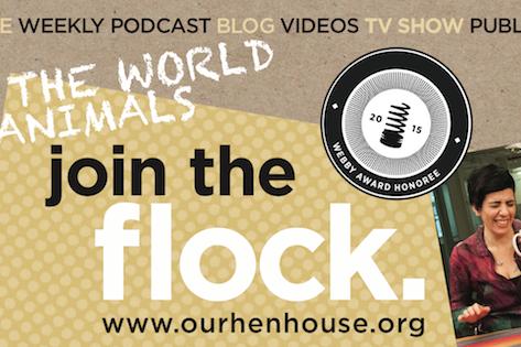 Our Hen House - der vegane Podcast