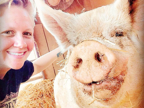 About Being a LGBTQ Resource Nurse and Animal Rights Activist. Interview with Clare Madrigal.