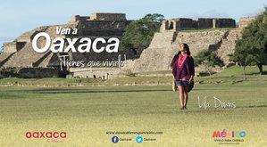 Ven a Oaxaca, tienes que vivirlo / Lila Downs