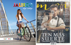 Jalisco, algo contigo / Ximena Navarrete
