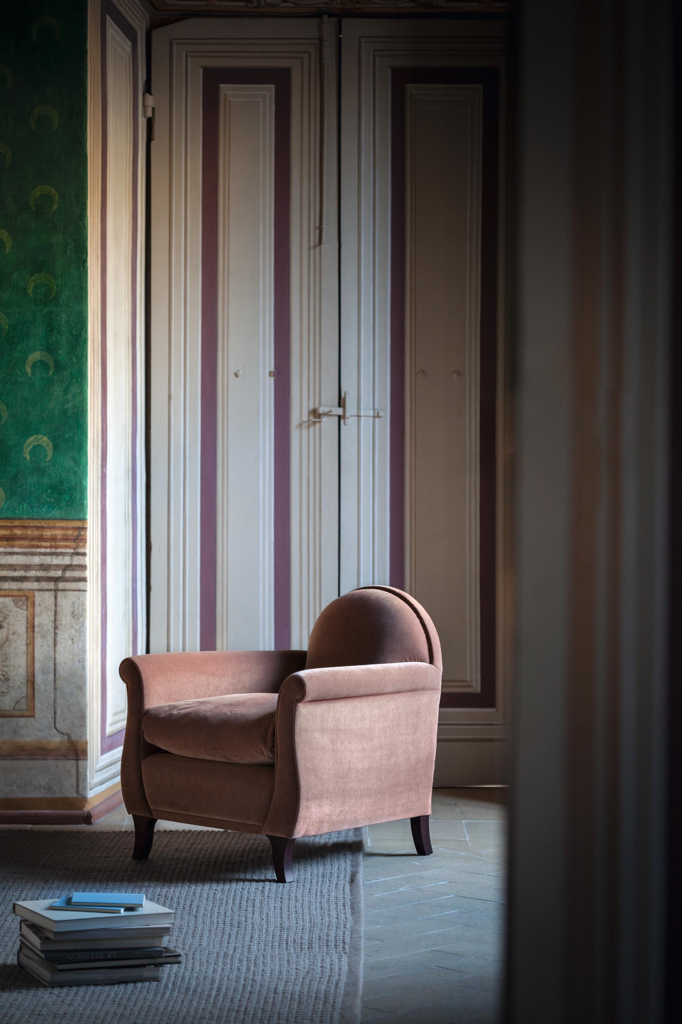 Poltrona Frau Leder Armchair