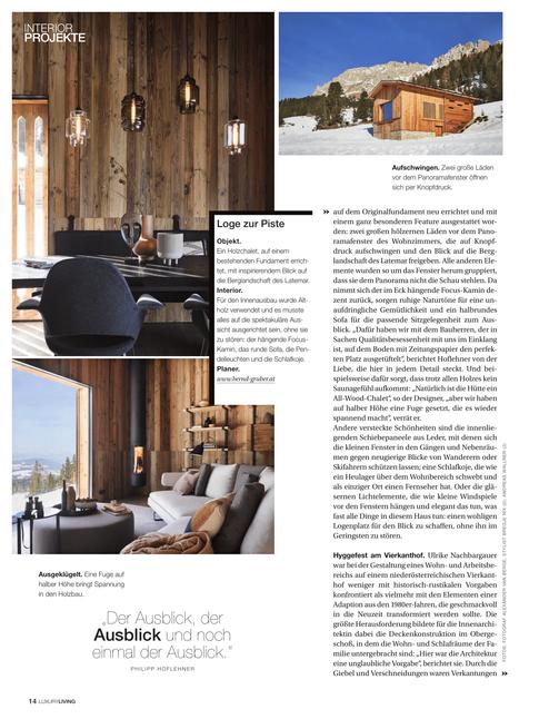 Medium: Luxury Living