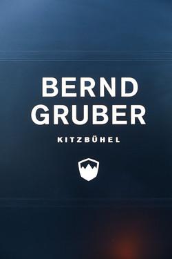 Logo Bernd Gruber Kitzbühel