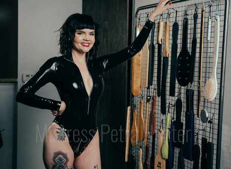 BDSM Novice? What You Should Know Before Booking Me