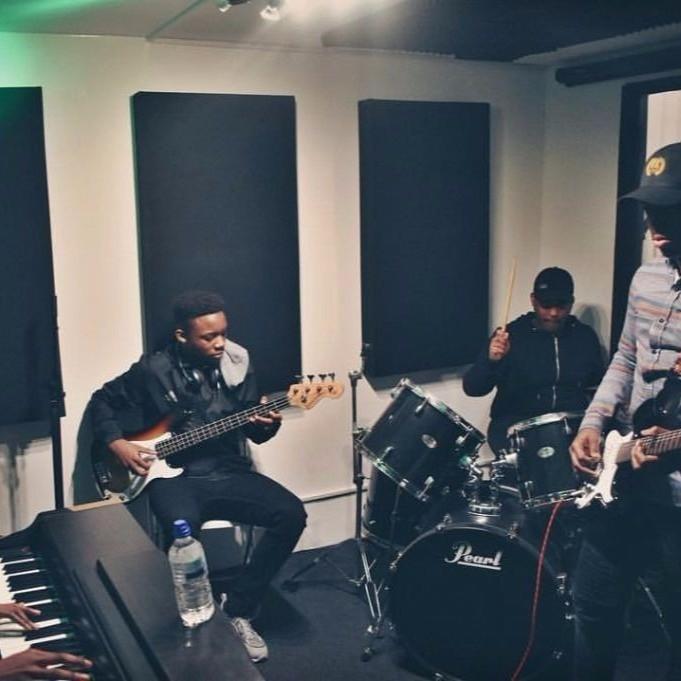 Music Rehearsal Room Poplar London