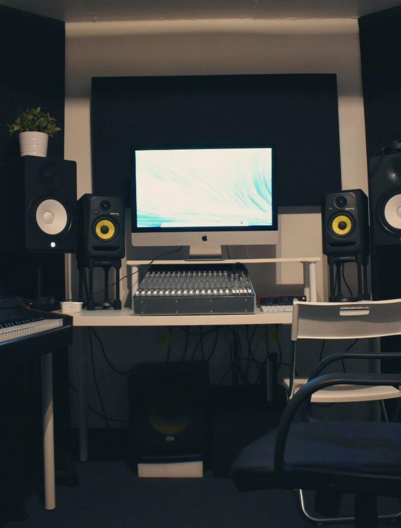 Recording studio London Poplar