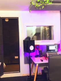 Recording studio Hackney Wick