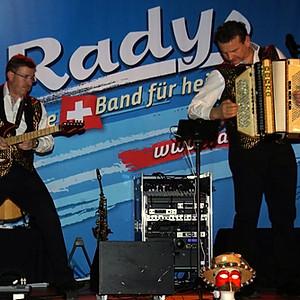 Radsy - Fasnachtstanzparty