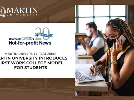 Martin adopts a rural work college model to transform higher education for nontraditional