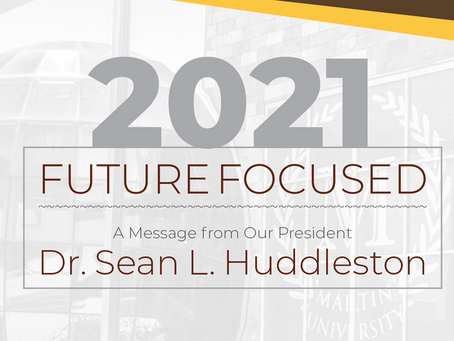 Future-Focused for 2021