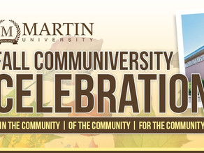 2020 Fall Communiversity Celebration