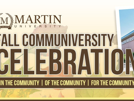 2020 Fall Communiversity Celebration