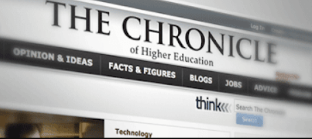 Access Your Unlimited Chronicle of Higher Ed Subscription