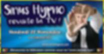 Bandeau Spectacle Sirius Hypno La Gimond
