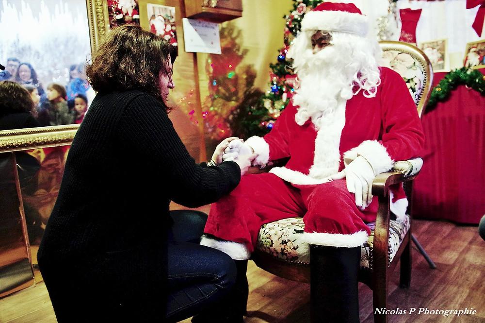 Joyeux Noël Réveillon Sirius Hypno