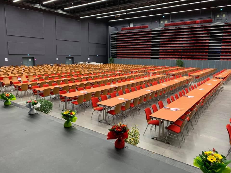 Palais des Congrès Montélimar Hypnose