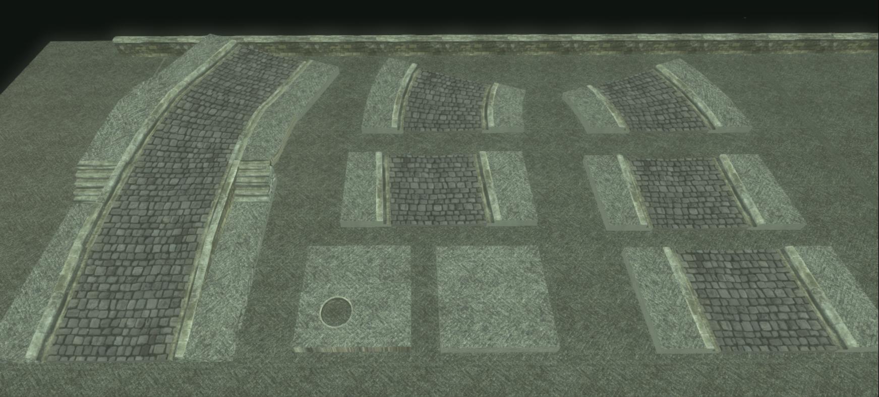 Modules de rue