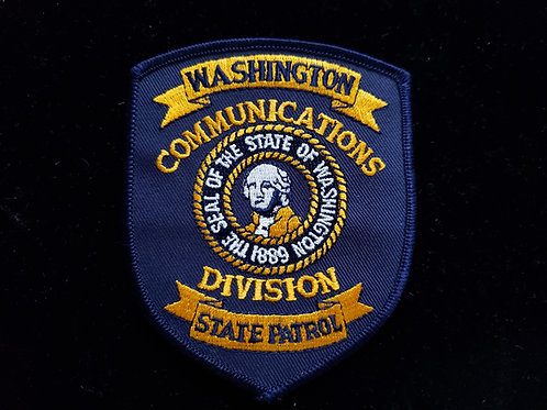 WSP Communications Patch