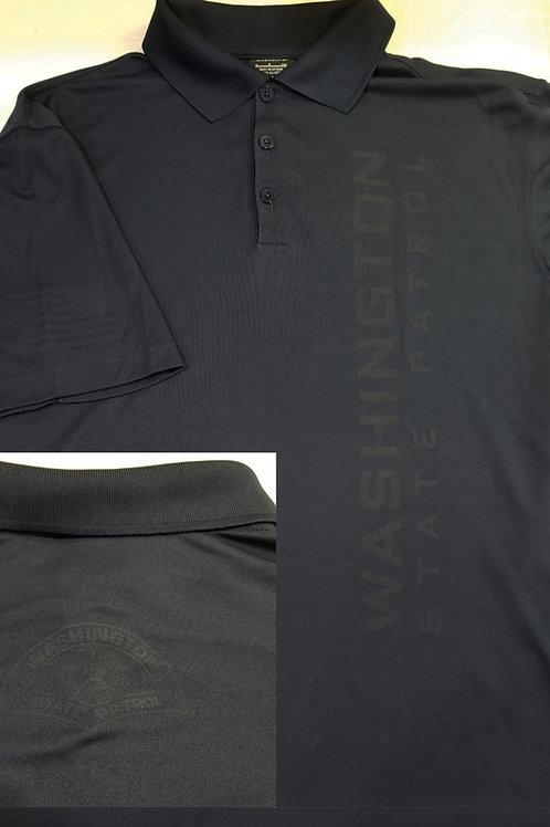 Navy Blue Nike WSP Polo