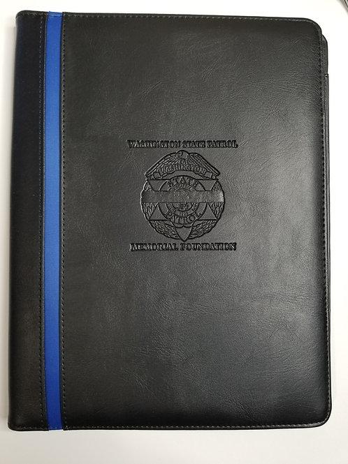 Leather WSPMF Padfolio