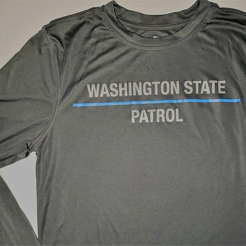 WSP Long Sleeve Running Shirt