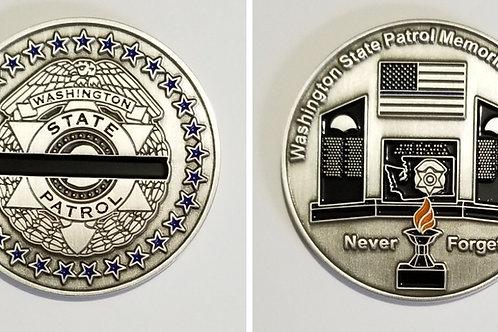 WSPMF Challenge Coin