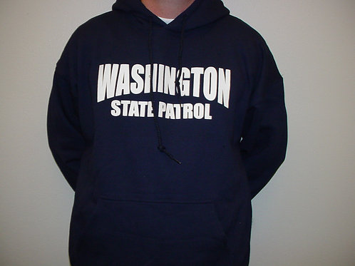 Navy Hooded Sweatshirt